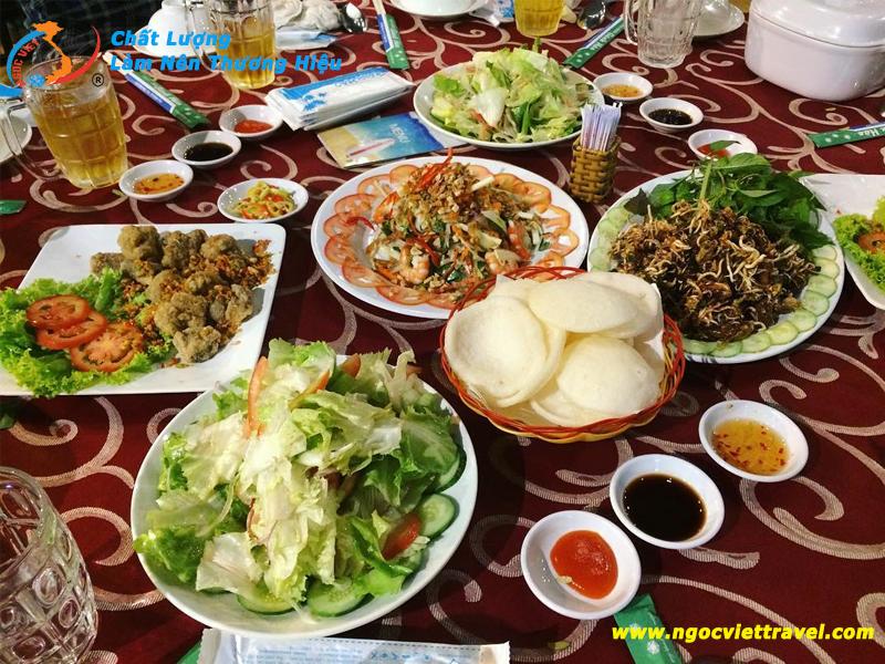 TOUR VŨNG TÀU 2 Ngày 1 Đêm, Đồng Cừu, Team Building, GaLa Dinner