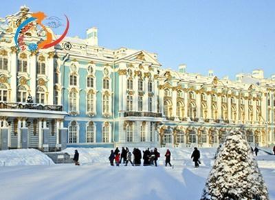 Cung điện mùa đông - điểm đến lý tưởng cho người yêu nghệ thuật